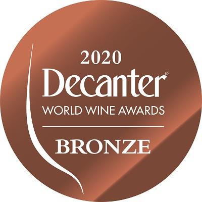 Decanter 2020 Bronze
